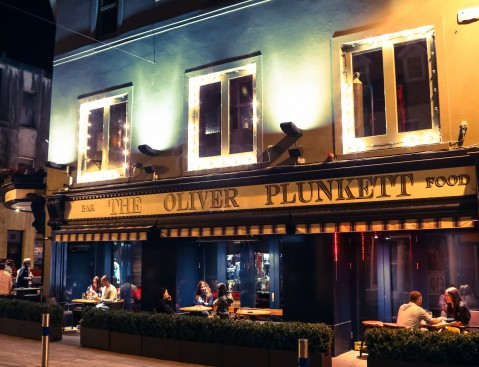 cork gigs in the oliver plunkett