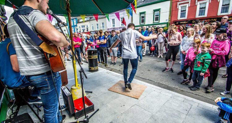 Mitchelstown Busking Festival